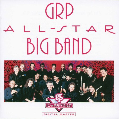 GRPオールスター・ビッグ・バンド・プレイズ・ジャズ・スタンダーズ