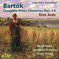 Piano Concerto, 1, 2, 3, : G.anda(P) Fricsay / Berlin Rso