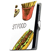 タブレット 手帳型 タブレットケース タブレットカバー カバー レザー ケース 手帳タイプ フリップ ダイアリー 二つ折り 革 フード 食べ物 イラスト ピザ 007469 MediaPad T3 7 Huawei ファーウェイ MediaPad T3 7 メディアパッド T3 7 t37mediaPd t37mediaPd-007469-tb