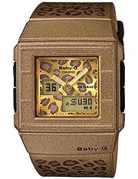 カシオ Casio Women's Baby-G BGA200LP-5E Brown Resin Quartz Watch with Brown Dial 女性 レディース 腕時計 【並行輸入品】