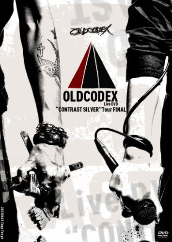 "OLDCODEX Live DVD""CONTRAST SILVER""Tour FINAL OLDCODEX OLDCODEX ランティス"