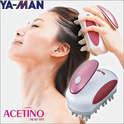 ヤーマン アセチノヘッドスパ/頭皮洗浄+リフトケア+リラクゼーションでアンチエイジング