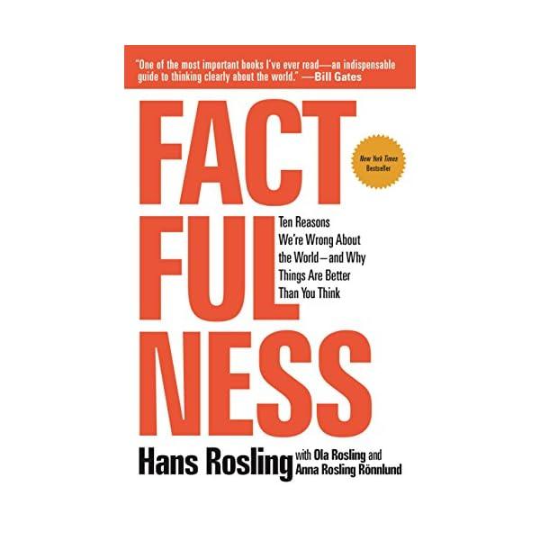 Factfulness: Ten Reasons...の商品画像