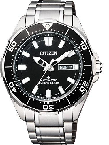 [シチズン]CITIZEN 腕時計 PROMASTER プロマスター MARINE メカニカルダイバー200m NY0070-83E メンズ