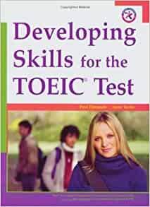 Developing Skills for the TOEIC Test (with 3 Audio CDs) | |本 | 通販 | Amazon