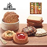 中山製菓 ロシアケーキクッキー18個