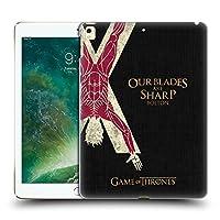 オフィシャルHBO Game of Thrones Bolton ハウス・モットー iPad Pro 12.9 (2017) 専用ハードバックケース