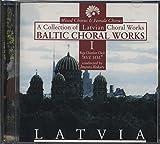 バルト三国の合唱音楽選集 Vol.3 ラトヴィア合唱曲集(1)混声・女声