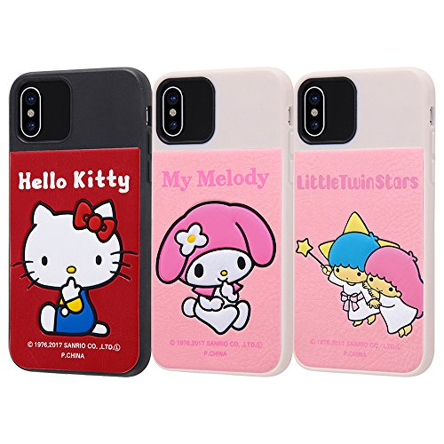 newest 76774 5479c Details about Sanrio impact case My Melody 1 iPhone X Cattle pop-up JAPAN