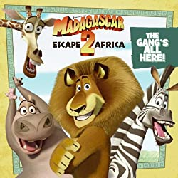 The Gang's All Here! (Madagascar: Escape 2 Africa)