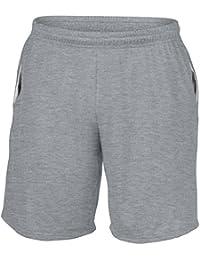 (ギルダン) Gildan ユニセックス パフォーマンス ポケット付き スポーツショーツ トレーニングパンツ ボトムス ズボン 男女兼用
