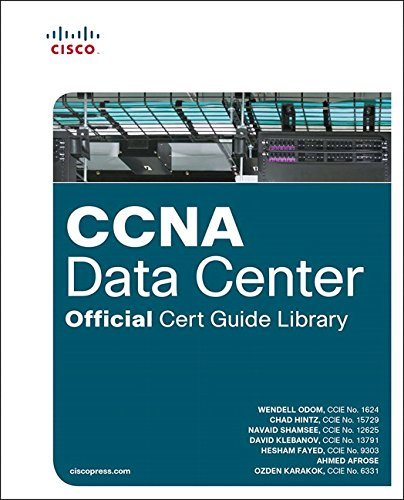 Download CCNA Data Center Official Cert Guide Library (Certification Guide) 1587205688