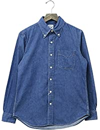 orSlow (オアスロウ)『BUTTON DOWN SHIRTS』(2YEAR WASH) (メンズ)