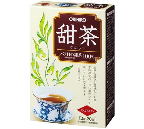 【花粉症の方必見!】人気の甜茶おすすめランキング10選!