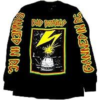【BAD BRAINS】バッドブレインズ オフィシャルロングスリーブシャツ#5