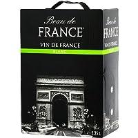 <白> ボー・ド・フランス ブラン バッグインボックス 2,250ml 箱ワイン ボックスワイン BOXワイン
