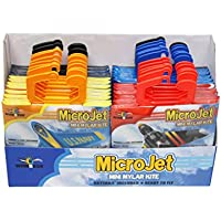 X-Kites MicroKite Airplane Mini Mylar Kite Assortment Pack (24-Pack) [並行輸入品]
