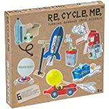 ReCycle Me Turning Garbage Into Science,Large Box Craft Project