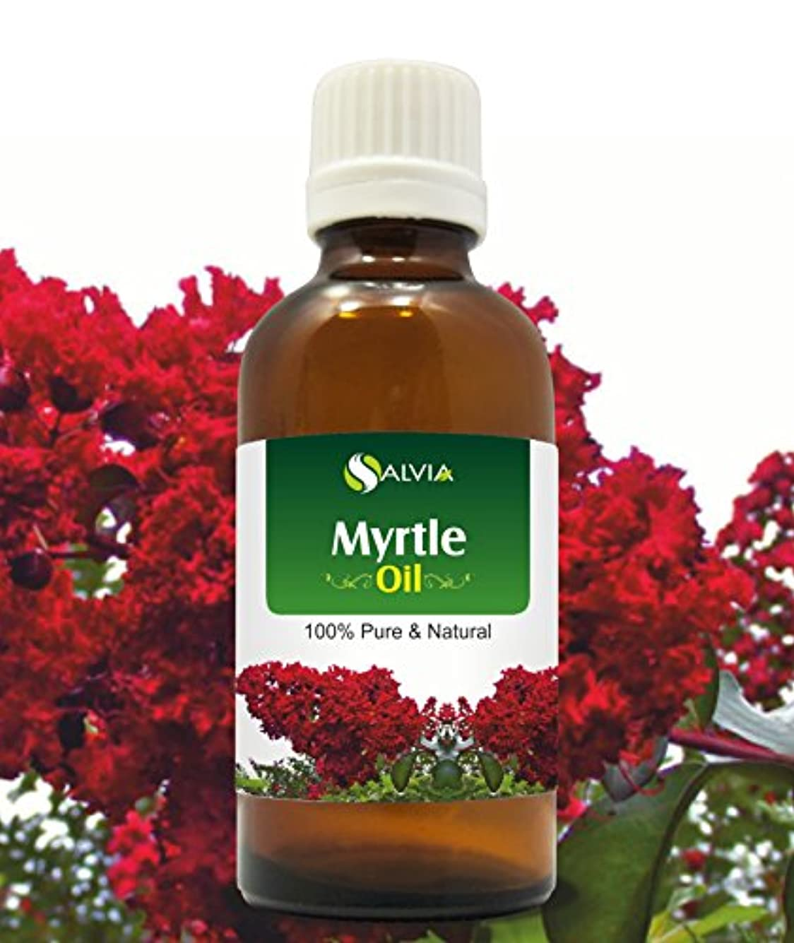 活気づく施設泣くMYRTLE OIL 100% NATURAL PURE UNDILUTED UNCUT ESSENTIAL OIL 100ML