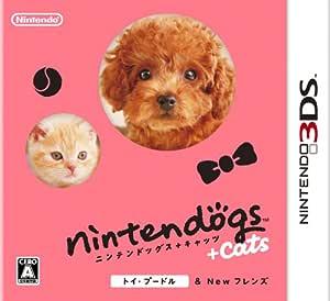 nintendogs + cats トイ・プードル & Newフレンズ - 3DS