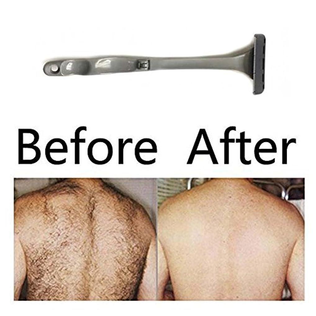 象一定統計シェーバー脱毛剤使いやすい湿潤または乾燥メンズファッションハンドヘルド自分でやる180度折りたたみ可能なセキュリティそして穏やかな脱毛器、2個