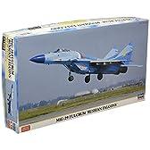 ハセガワ 1/72 飛行機シリーズ MiG-29 フルクラム ロシアン ファルコンズ