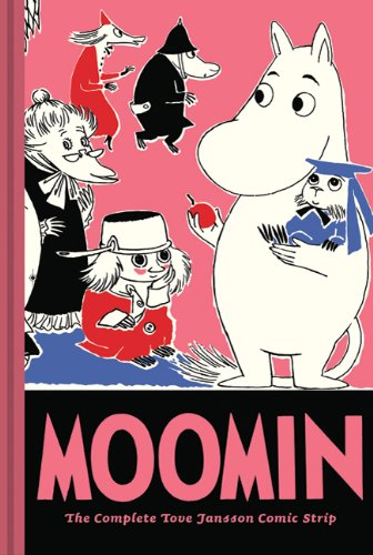 Moomin: The Complete Tove Jansson Comic Stripの詳細を見る
