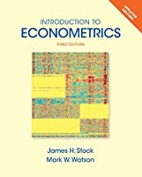 Introduction to Econometrics, Update (3rd Edition) (Pearson Series in Economics)