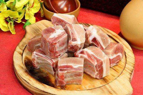 豚スペアリブカット1Kg (冷凍)