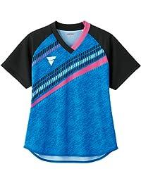 VICTAS(ヴィクタス) 卓球 レディース ゲームシャツ V-LGS802 031475