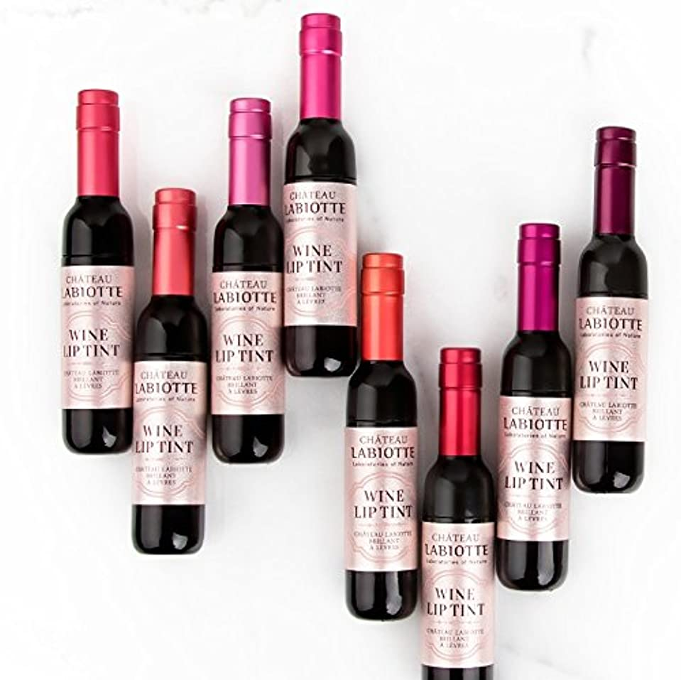 宿命クリームクレジットlabiotte ラビオート シャトーラヴィオートワインリップティント 7ml pk02#Sauvignon Pink [並行輸入品]