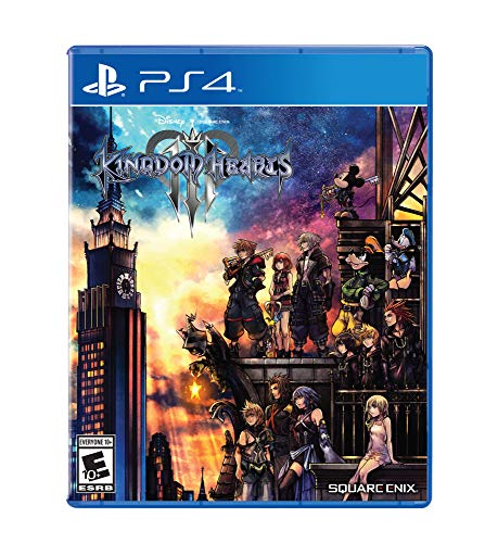 Kingdom Hearts III (輸入版:北米)- PS4