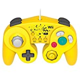 Classic Controller for Wii U Pikachu (benefits Wii remote control sheet (Pikachu) included) by Hori [並行輸入品]