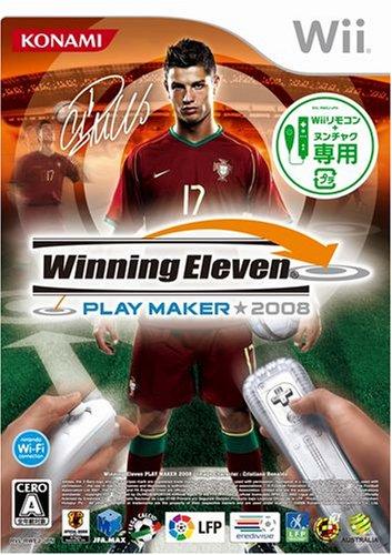 ウイニングイレブン プレーメーカー 2008 - Wiiの詳細を見る