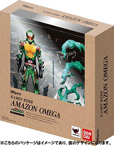 【Amazon.co.jp限定】 S.H.フィギュアーツ 仮面ライダーアマゾンオメガ 約145mm ABS&PVC製 可動フィギュア