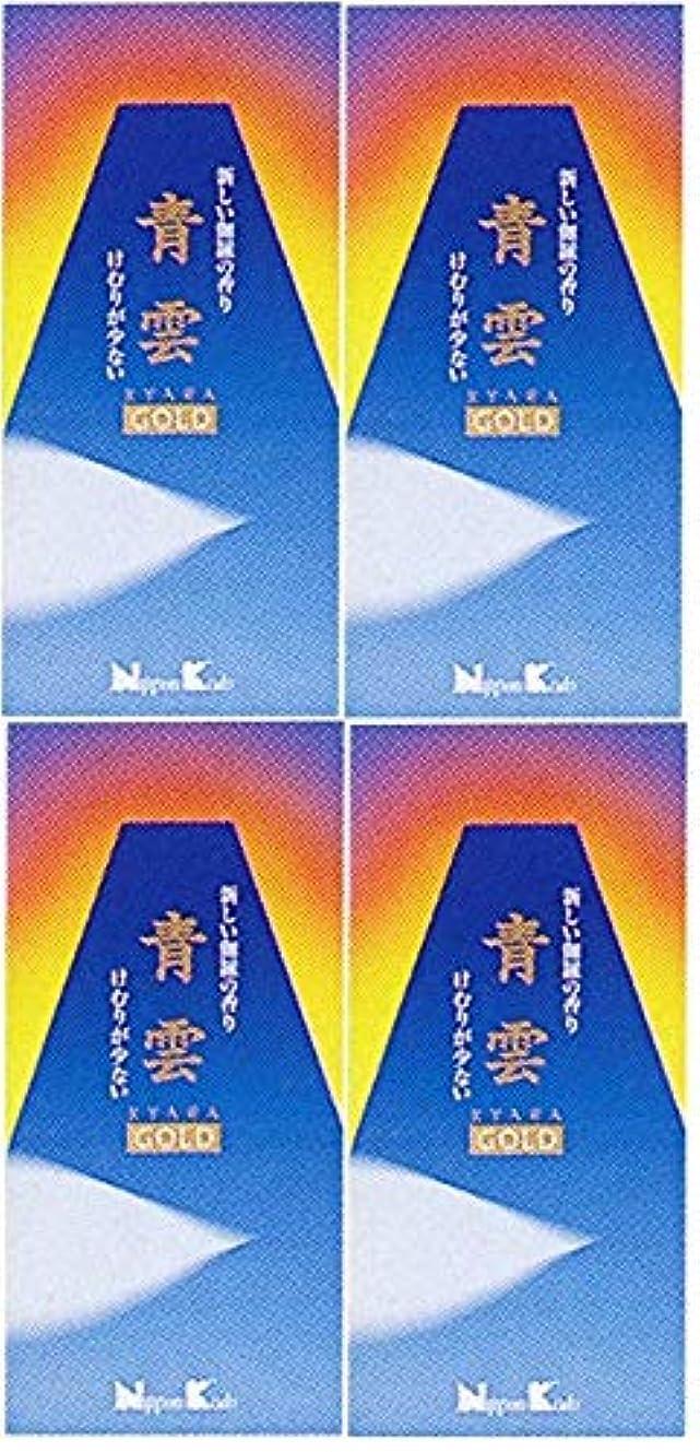 想像する人気のつま先【まとめ買い】青雲 ゴールド バラ詰 #21101×4個