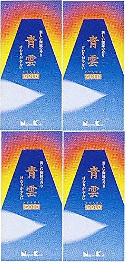 静かなオリエンテーション素子【まとめ買い】青雲 ゴールド バラ詰 #21101×4個