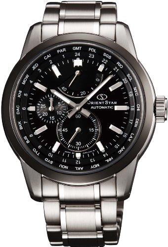 [オリエント]ORIENT 腕時計 ORIENTSTAR オリエントスター ワールドタイム 自動巻 (手巻付き) WZ0011JC メンズ