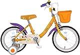 C.Dream(シードリーム) ピピチャイルド PC81 18インチ 幼児自転車 オレンジ 100%組立済み発送