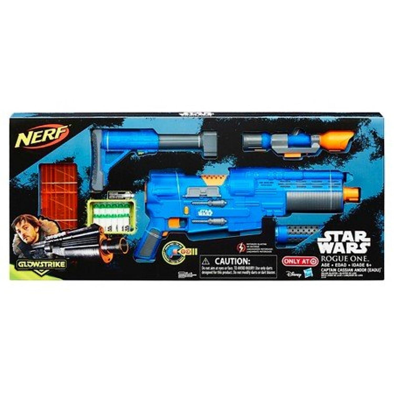 Nerf Star Wars Captain Cassian Andor Eadu Deluxe Blaster ナーフスターウォーズキャプテンカッシアアンドール Eadu デラックスブラスター [並行輸入品]