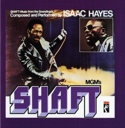 Shaft: Music From The Soundtrack (1971 Film) - Isaac Hayes