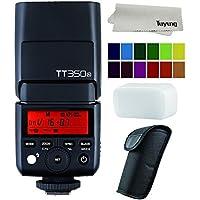 Godox Thinklite TTL TT350N ミニカメラフラッシュ高速1 / 8000s GN36 DSLR Nikon D800 D700 D7100 D5200 D5100 D5000 D300 D300D D3200 D3100 D3000 D200 D70S D810 D610 D90 D750 Cameras シリーズ