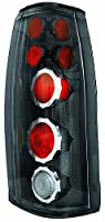 IPCW CWT-CE303CF Crystal Eyes Carbon Fiber Tail Lamp - Pair [並行輸入品]