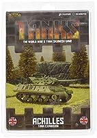 British Achilles Tank Expansion