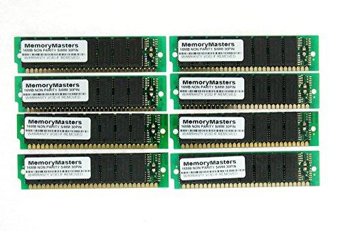 サンプルRam 128MBメモリキット8x 16mb for Kurzweil k2500K2500r (改訂a-j )