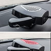 12V/24V Car Electric Heater Portable Vehicle Heating Cooling Car Heater Warm Fan Car Defroster Demister Car Accessories