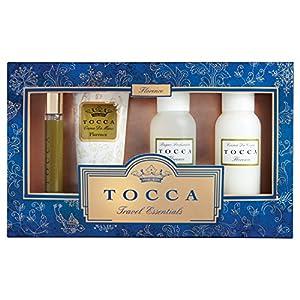 トッカ(TOCCA) トラベルエッセンシャルズセットギルディッド フローレンスの香り (限定コフレ・ギフト)