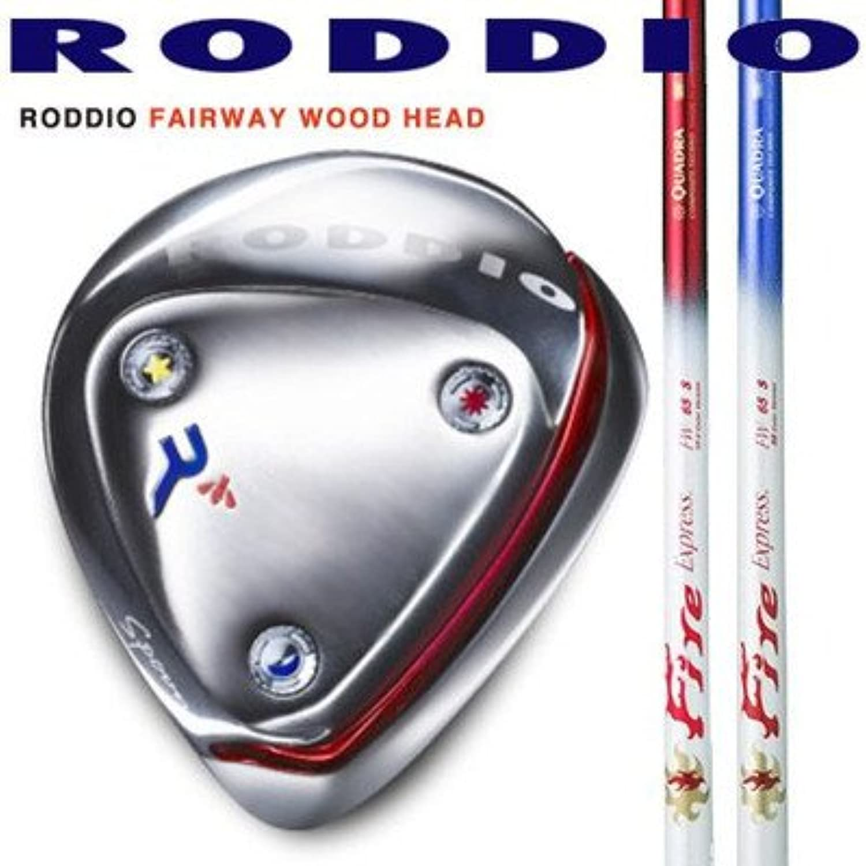 RODDIO フェアウェイウッド FIRE EXPRESS FW 75(ブルー) #5/CLEEK
