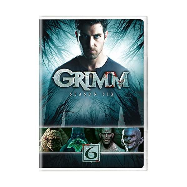 Grimm: Season Six [DVD] ...の商品画像