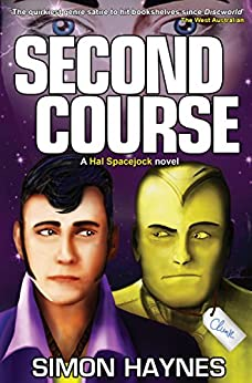 [Haynes, Simon]のHal Spacejock 2: Second Course (English Edition)
